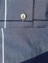 Платье Semi COUTURE P7EM05 100%хлопок Серо-синий Италия изображение 4