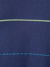Поло Fabrizio del Carlo AA1109 100%хлопок Темно-синий Италия изображение 4