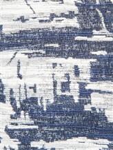 Пальто Peserico S23115 67% хлопок, 33% полиэстер Бело-синий Италия изображение 4