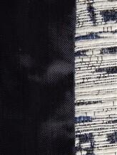 Пальто Peserico S23115 67% хлопок, 33% полиэстер Бело-синий Италия изображение 5
