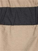 Платье Brunello Cucinelli A4267 75% хлопок, 25% нейлон Бежевый Италия изображение 4