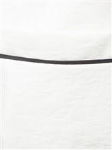 Платье Brunello Cucinelli A4267 75% хлопок, 25% нейлон Белый Италия изображение 4