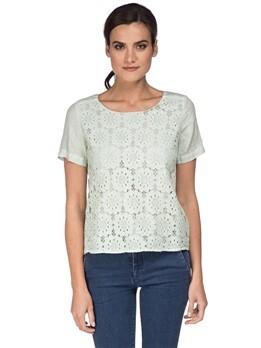 Блуза 120% Lino L0W1456