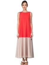 Платье Re Vera 17002017 89% шёлк, 11% эластан Красный Италия изображение 1