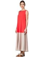 Платье Re Vera 17002017 89% шёлк, 11% эластан Красный Италия изображение 2