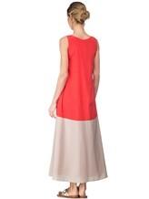 Платье Re Vera 17002017 89% шёлк, 11% эластан Красный Италия изображение 3