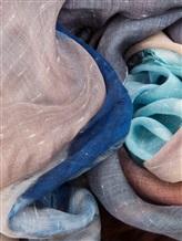 Палантин Faliero Sarti 2170 55% модал, 45% шёлк Голубой Италия изображение 1