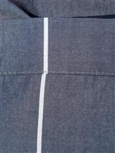 Брюки Semi COUTURE P7EM01 100%хлопок Серо-синий Италия изображение 5