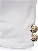 Перчатки Francesco Scognamiglio GU52 100% кожа Белый Италия изображение 1