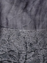 Шарф Faliero Sarti 2063 68% модал, 18% кашемир, 11% шёлк, 3% вискоза Серо-голубой Италия изображение 1