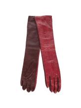 Перчатки PORTS PW313AGL02 100% кожа Бордовый Италия изображение 0