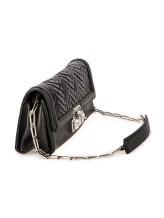 Клатч-сумка Missoni 174980 100% кожа Черный Италия изображение 1