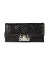 Клатч-сумка Missoni 174980 100% кожа Черный Италия изображение 2