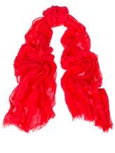 Палантин Colombo 0009VD 85% кашемир 15% шёлк Красный Италия изображение 0