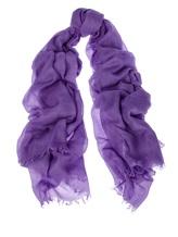 Палантин Colombo 0009VD 85% кашемир 15% шёлк Фиолетовый Италия изображение 0