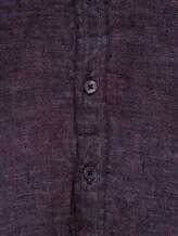 Рубашка 120% Lino 1899E818 100% лён Баклажан Болгария изображение 1