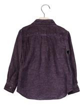 Рубашка 120% Lino 1899E818 100% лён Баклажан Болгария изображение 2