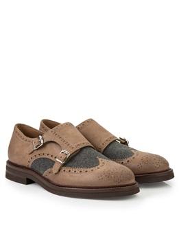 Ботинки Brunello Cucinelli 989