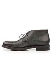 Ботинки Santoni MGWB10002 100% кожа Зеленый Италия изображение 2