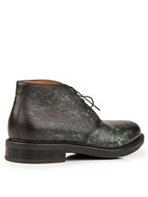 Ботинки Santoni MGWB10002 100% кожа Зеленый Италия изображение 3