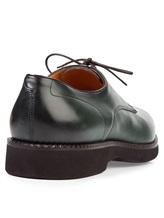 Ботинки Santoni MGC014272 100% кожа Зеленый Италия изображение 3