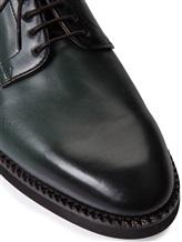 Ботинки Santoni MGC014272 100% кожа Зеленый Италия изображение 5