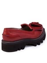 Ботинки Brunello Cucinelli 066 100% кожа Красный Италия изображение 3