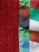 Пальто Massimo Alba S0FIA 68% альпака, 24% шерсть, 8% полиамид Терракотовый Италия изображение 5