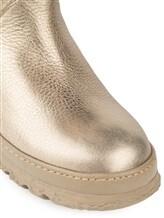 Сапоги Brunello Cucinelli 088 100% кожа Золотой Италия изображение 4