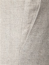Брюки Peserico P04938 69% полиэстер, 29% вискоза, 2% эластан Светло-бежевый Италия изображение 4