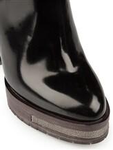 Ботильоны Brunello Cucinelli 046 100% кожа Черный Италия изображение 5