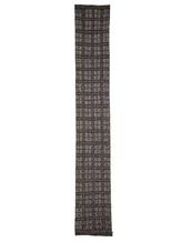 Палантин Brunello Cucinelli R05289 79% кашемир, 16% шерсть, 5% полиамид Антрацит Италия изображение 2