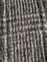 Подушка Brunello Cucinelli 526108 58% шерсть, 42% альпака Темно-серый Италия изображение 1