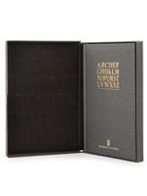 Записная книжка Brunello Cucinelli 0002 100% бумага Темно-серый Италия изображение 2