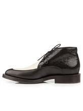 Ботинки Brunello Cucinelli 209 100% кожа Черно-белый Италия изображение 2