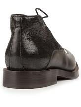 Ботинки Brunello Cucinelli 209 100% кожа Черно-белый Италия изображение 3