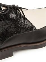 Ботинки Brunello Cucinelli 209 100% кожа Черно-белый Италия изображение 6