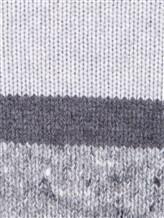 Джемпер Brunello Cucinelli 57900 68% шерсть, 29% кашемир, 3% нейлон Светло-серый Италия изображение 4