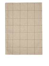 Коврик Brunello Cucinelli 944425 100%хлопок Светло-серый Италия изображение 0