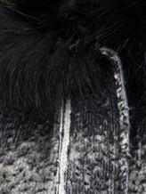 Пальто AVANT TOI 216D6352 70% шерсть, 30% кашемир Серый Италия изображение 4