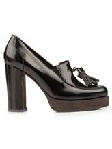 Туфли Brunello Cucinelli 044 100% кожа Черный Италия изображение 1