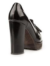 Туфли Brunello Cucinelli 044 100% кожа Черный Италия изображение 3