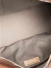 Сумка Brunello Cucinelli 247 100% кожа Коричневый Италия изображение 6