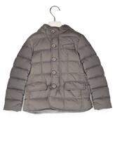 Куртка Herno PI077B 95% полиамид, 5% полиуретан Серый Румыния изображение 0