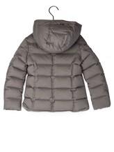Куртка Herno PI077B 95% полиамид, 5% полиуретан Серый Румыния изображение 2
