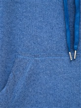 Джемпер 120% Lino 7645F038 71% кашемир, 25% модал, 4% шерсть Голубой Болгария изображение 1