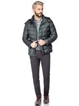 Куртка FAY NAM36330020 100% полиамид Темно-зеленый Румыния изображение 1