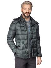 Куртка FAY NAM36330020 100% полиамид Темно-зеленый Румыния изображение 0