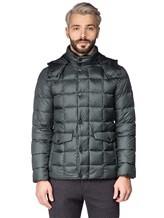 Куртка FAY NAM36330020 100% полиамид Темно-зеленый Румыния изображение 2