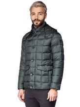 Куртка FAY NAM36330020 100% полиамид Темно-зеленый Румыния изображение 3